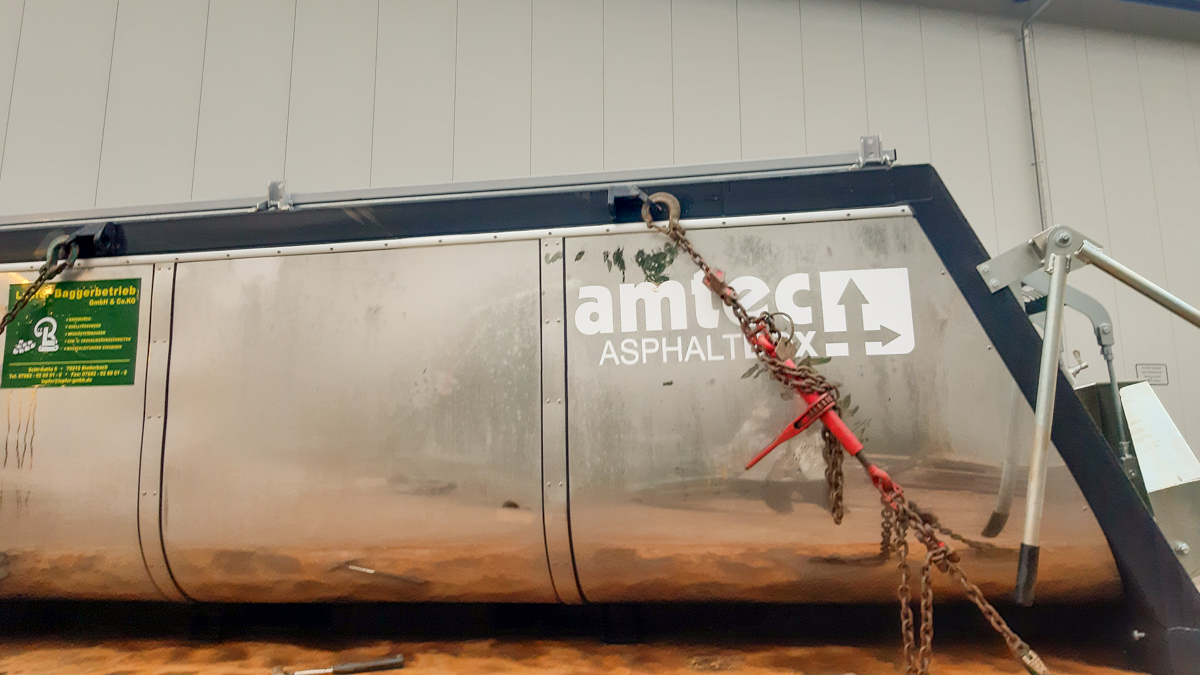 amtec THERMO CONTAINER